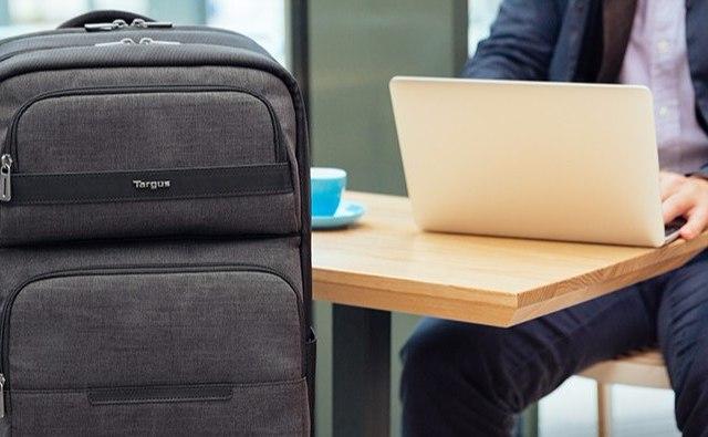 泰格斯15.6英寸笔记本双肩包商务电脑包体验