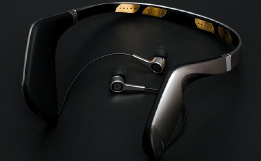 超炫酷的黑科技头带,能意念选歌还可控制无人机