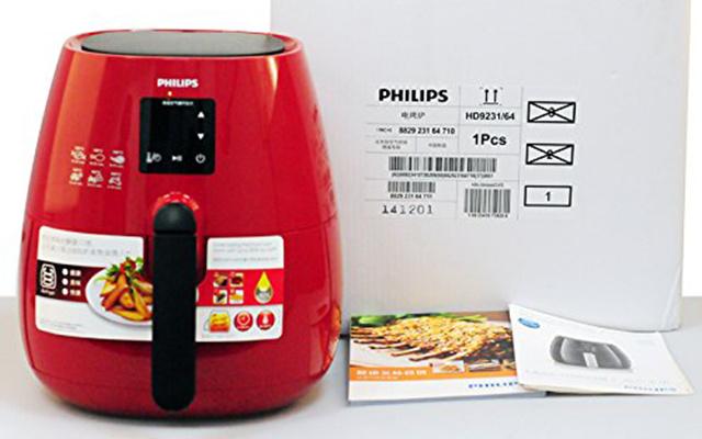 飞利浦(PHILIPS)HD9231/64飞利浦(PHILIPS)HD9231/64Airfryer空气炸锅电烤炉(红色)