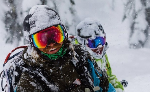 Smith  H16 Scope滑雪镜:双层镜片TLT渐薄技术,视野宽广不起雾
