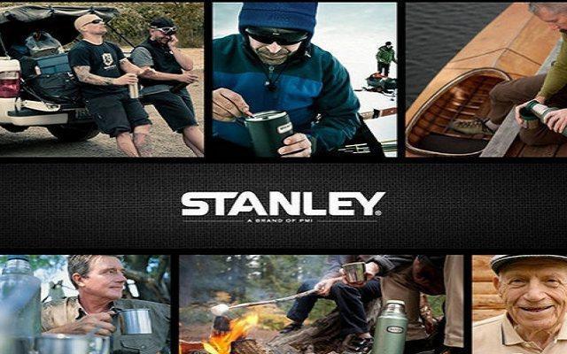 最适合户外野营使用的史丹利经典真空保温杯