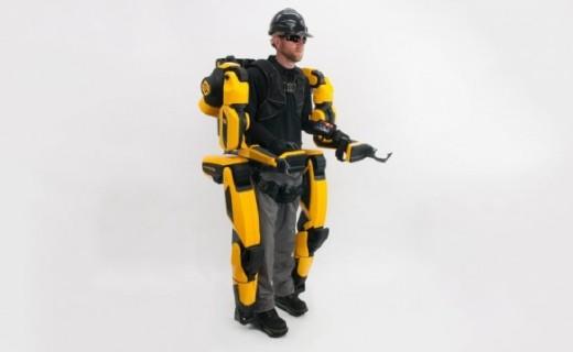 工人福音?Guardian XO Max工业骨骼套装:穿上轻?#21024;?#36215;90公斤
