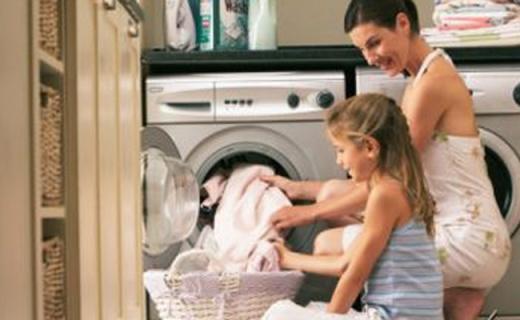 松下宝贝星洗衣机:光动银除菌,彻底清洁如妈妈般呵护