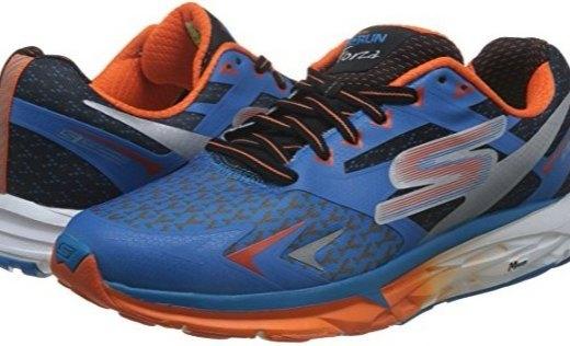 斯凯奇Run Forza稳定型跑鞋:EVA超轻鞋底,回弹性能出众