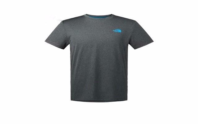 贴身塑形的北面速干T恤体验