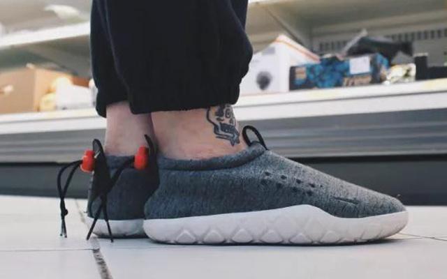 "Nike版""老北京布鞋""暗含日系风,遛狗穿它帅炸!"