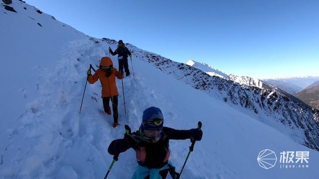 戴适户外手套评测,无惧寒风雨雪,高海拔越野不冻手