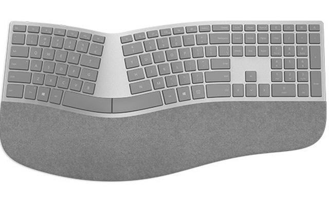 微软(Microsoft)Surface人体工程学键盘