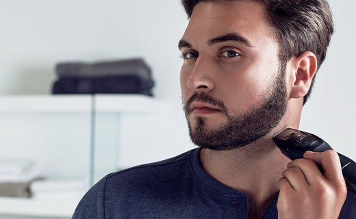 松下ER-GB42电动剃须刀:浮动刀头充分贴合,洁净剃须无残留