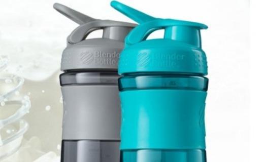 Blender Bottle运动健身摇摇杯:时尚个性,色彩缤纷,健身好搭档