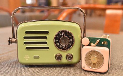 猫王旅行者2号/原子唱机图赏:小巧外观,复古设计,迷你size也能爆发上佳音质!
