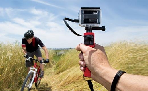 JOBY AS6相机支架:内置电源可为设备充电,手绳握持稳固