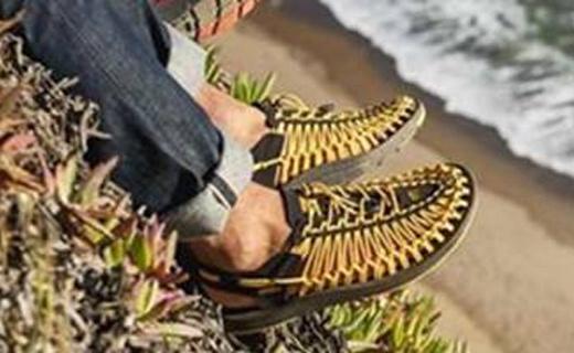 Keen男士户外涉水鞋:轻便舒适不闷热,上山下河无所不能