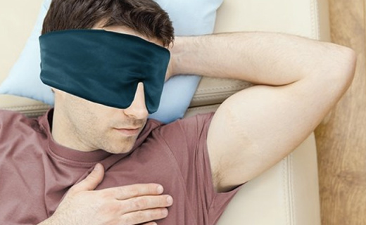 SleepMaster睡眠眼罩:隔音遮眼两不误,夜夜都能深睡眠