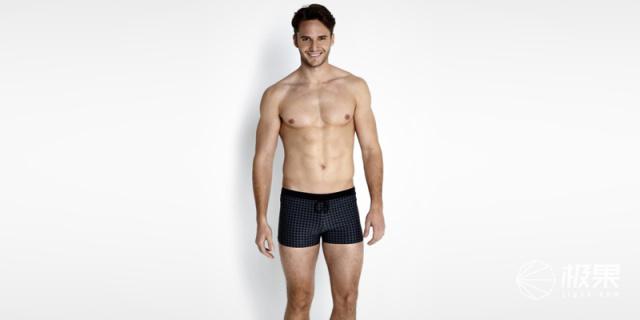 速比涛(Speedo)41217295男士平角泳裤