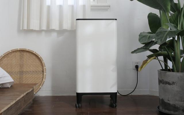 强效守护清新空气—德国瑞好 BREATHE 2 智能空气净化机