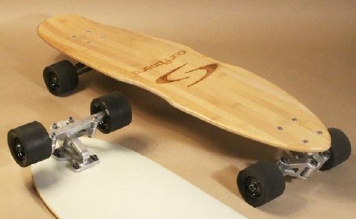 城里也能浪起来的滑板,不用动脚也能走