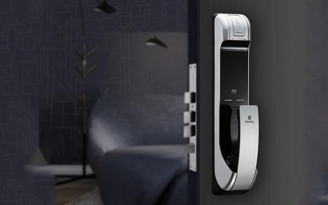 纽威尔N71智能锁