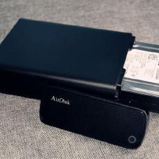 "AirDisk S3网络硬盘存储器测评,轻松搭建私人""百度云盘"""