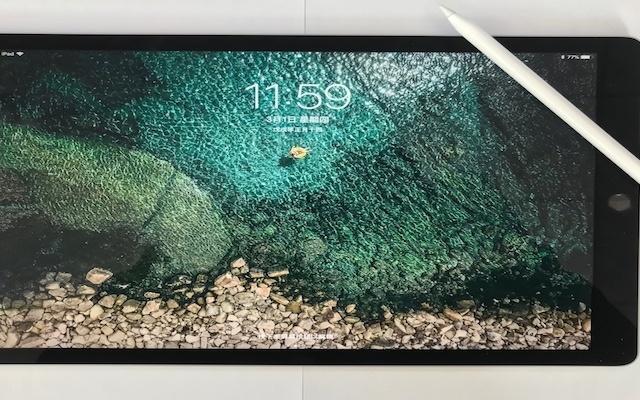 初试 Apple iPad Pro 12.9平板电脑