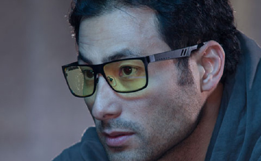 Gunnar INT-00100眼镜:电竞选手人手一只,舒适护眼游戏更痛快