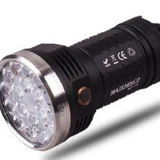 迈特明酷 MT18 户外打猎露营 防水便携徒步LED强光手电筒