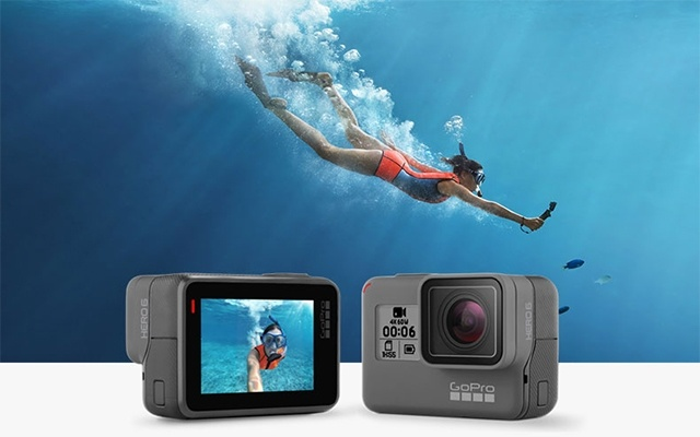 GoPro HERO 6 BLACK运动相机