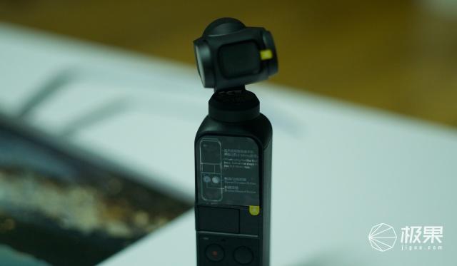 大疆(DJI)口袋云台相机