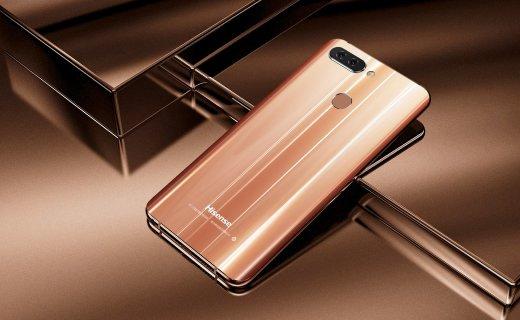 海信 H11 双摄手机:记录你的美,从清晰开始