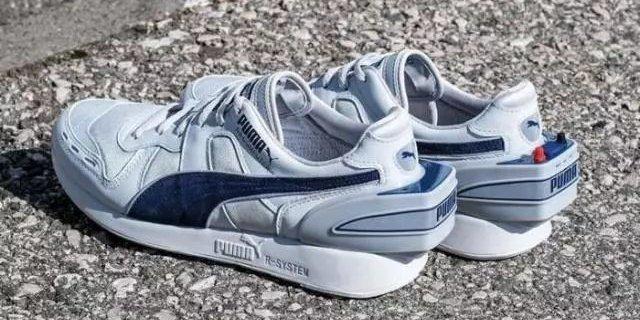經典復刻再來襲!Puma新一代RS-Computer智能跑鞋推出