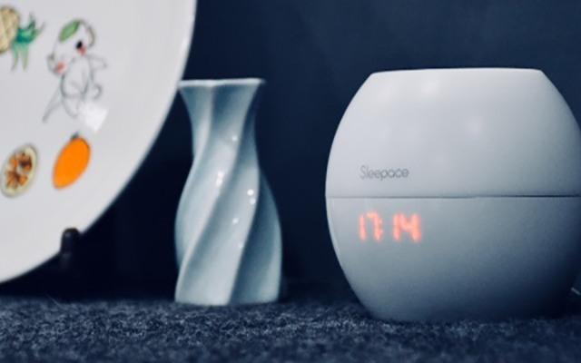 享受睡眠,智能呵护,Sleepace享睡唤醒灯体验