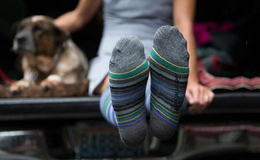 SmartWool功能性户外袜:专为运动设计,舒适透气怎么穿脚都不臭