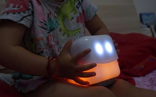 BIBOO精灵体验,拯救父母,新时代的哄娃睡觉利器
