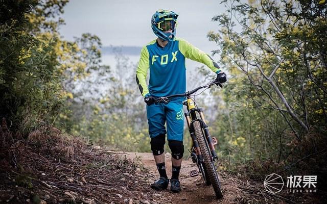 Fox自行车头盔