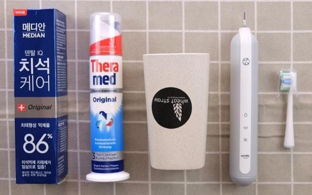 高颜值长续航,多种刷头,牙齿清洁美白靠它 — usmile U1声波电动牙刷体验