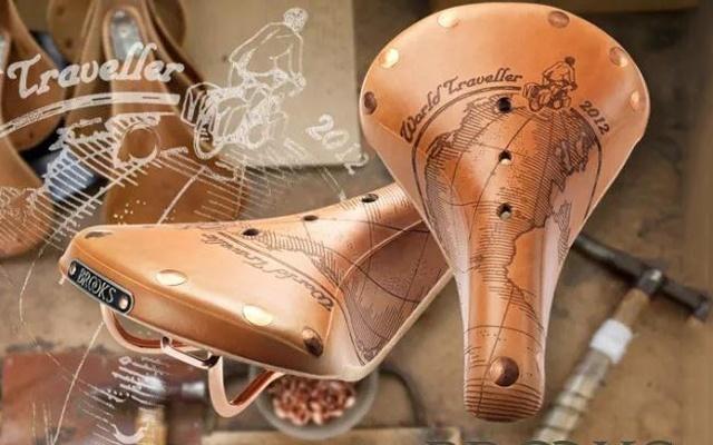 这家公司做了150年自行车座垫,如今又火了...