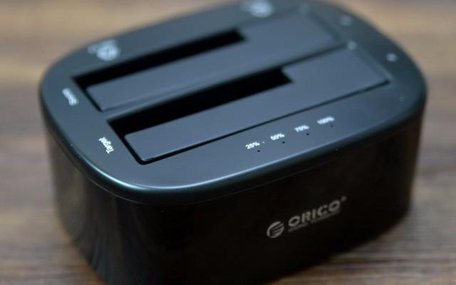 硬盘备份更简单,让老硬盘重获新生,奥瑞科6228US3-C硬盘座体验