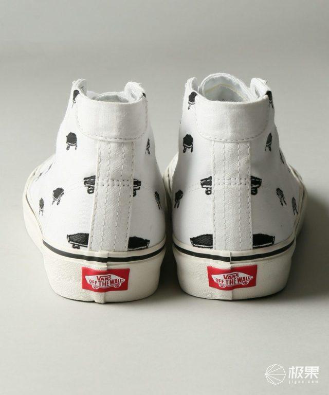 Vans联手JournalStandard,小白鞋再度来袭