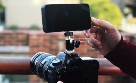 视频主播利器!这个小盒子能连任何相机直播