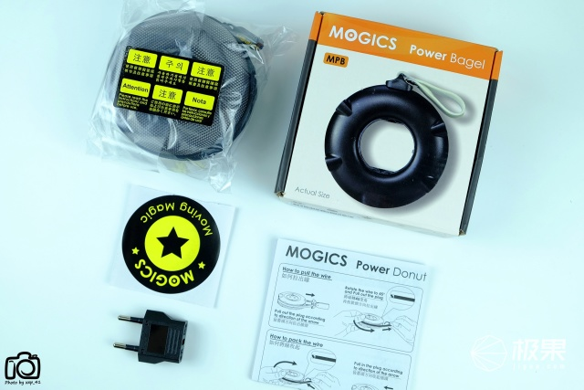 Mogics甜甜圈插线板