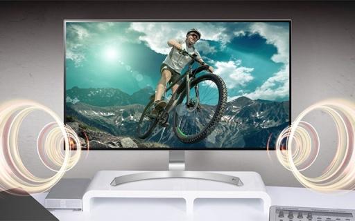 全球首款支持HDR显示器,4K广色域还四面无边框