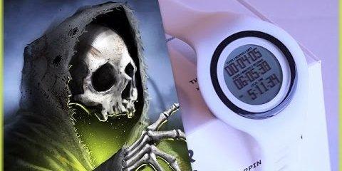 奇葩手表能显示生命倒计时:喂,你快凉了!