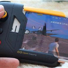 手机吃鸡专用黑科技手柄,也支持iPhone XS MAX手机