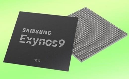 三星发布Exynos 9810处理器,PK骁龙845