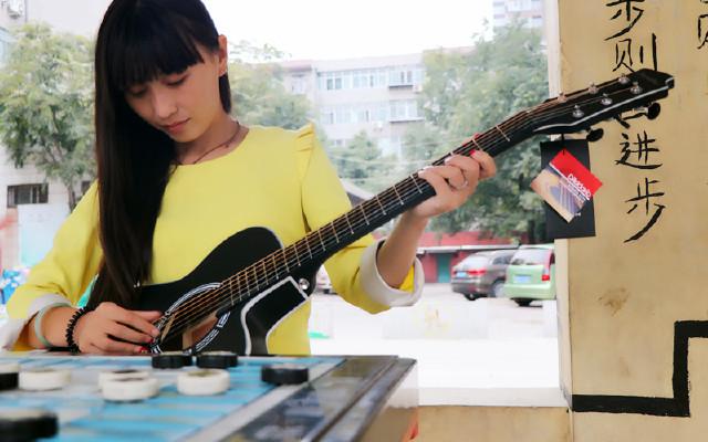 Poputar吉他,吉他学习方式的智能变革