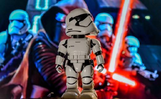 战斗吧,星球大战粉丝们!你一定会喜欢的星战白兵机器人