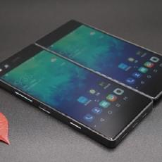 屏幕尺吋吊打苹果三星,你对中兴手机一无所知 — 中兴双屏手机Axon M体验
