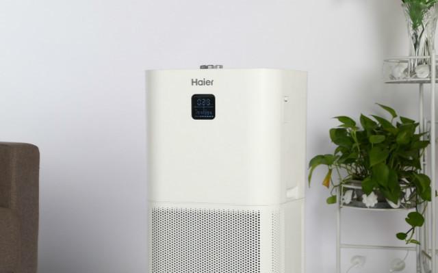 海尔母婴空气净化器KJ650F-HY01体验,专为宝宝打造