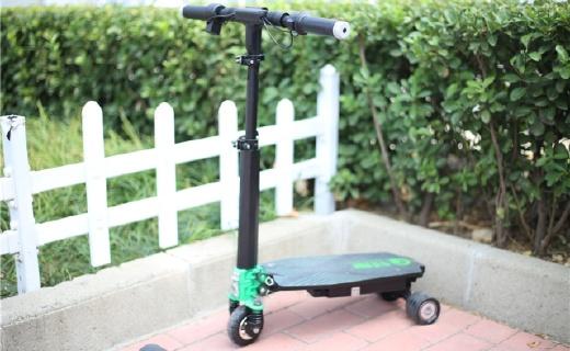 能装进包里的电动滑板车,征服最后几公里就靠它