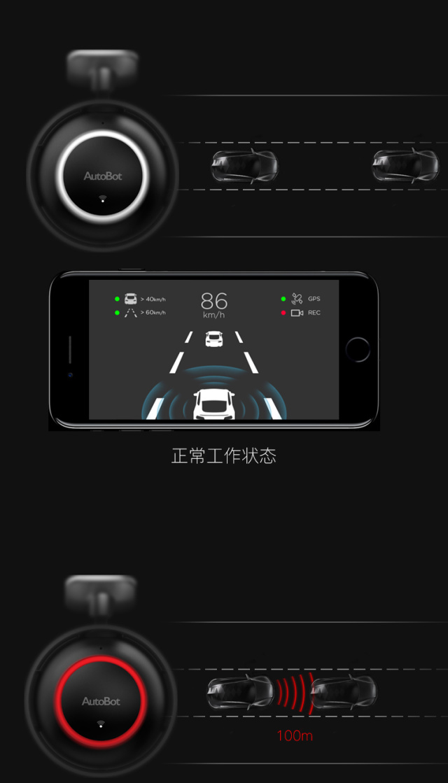 AutoBotS行车记录仪